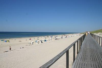 Strand bei Westerland
