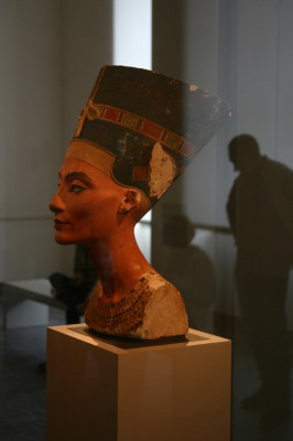 Büste der Königin Nofretete (1340 v. Chr.)