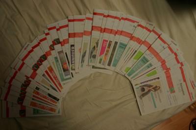 Meine Sammlung bisher...
