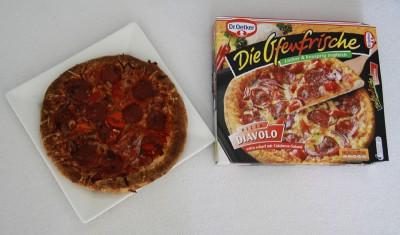 Die Ofenfrische - Diavolo