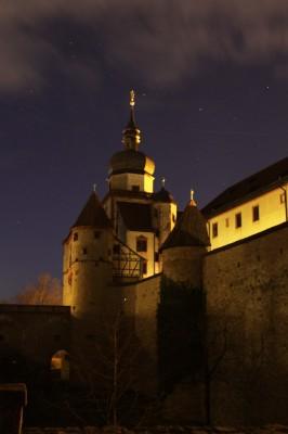 Würzburger Festung Marienberg