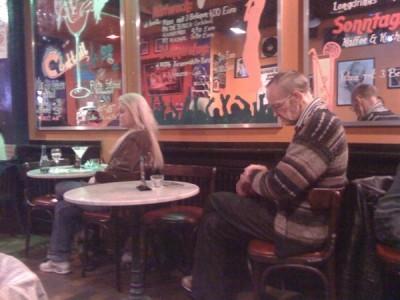 Freaks im Hardrock Café