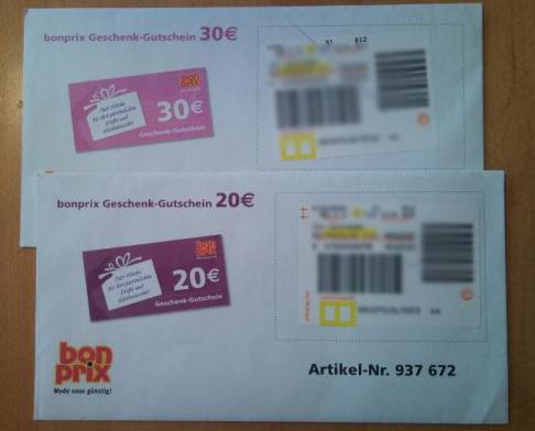 Wieso Ich 50 Eur Von Bonprix Geschenkt Bekommen Hab Mahrko Auf