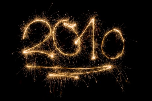 Welcome 2010!
