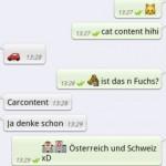 Kleine App-Empfehlung: WhatsApp