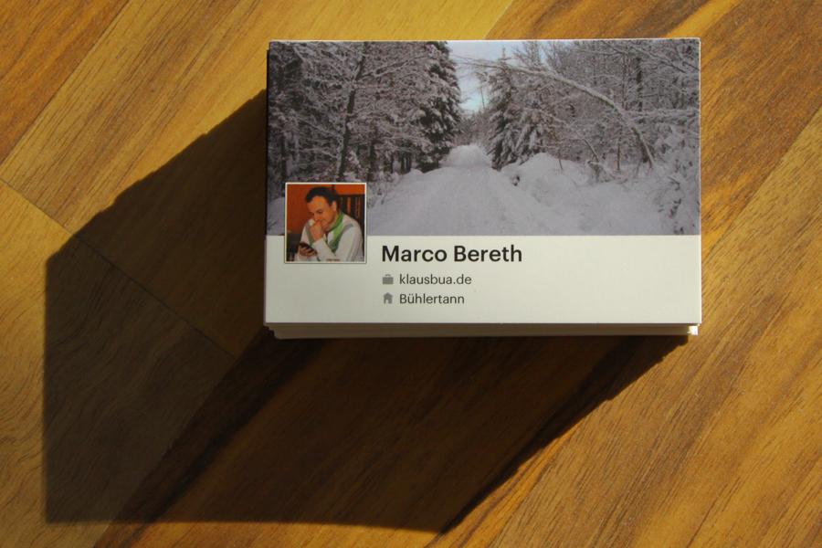 50 Kostenlose Visitenkarten Von Moo Com Mahrko Auf Reisen