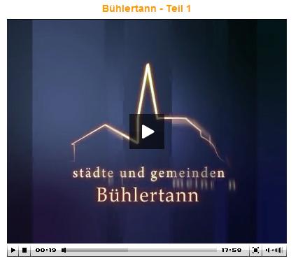 Städte und Gemeinden: Bühlertann