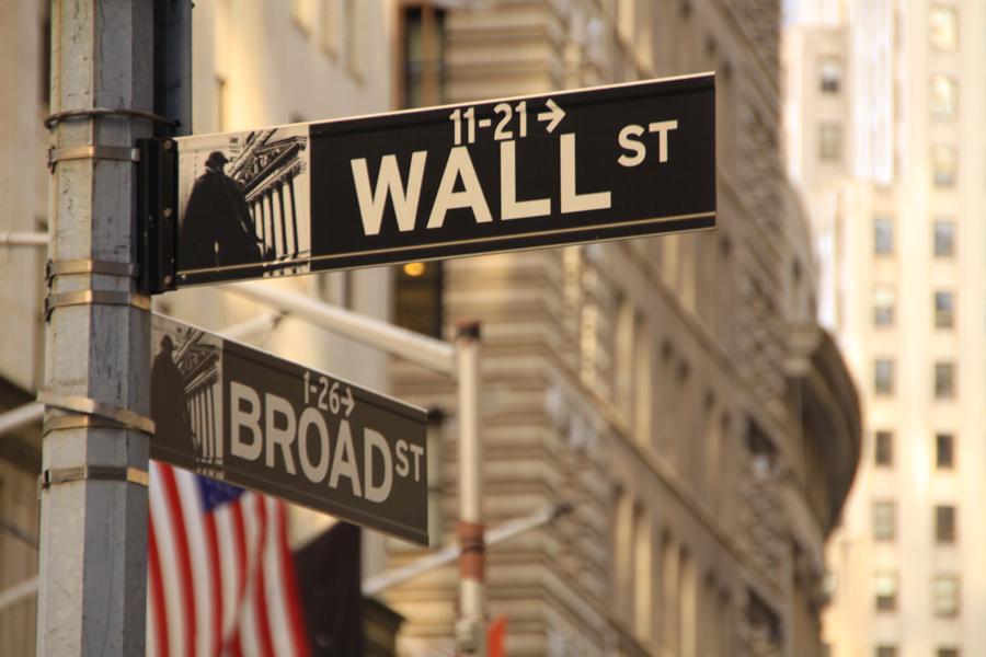 Ab jetzt besitze ich ein eigenes Symbolbild für die Wall Street.