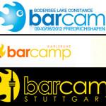Meine Barcamps im Sommer 2012