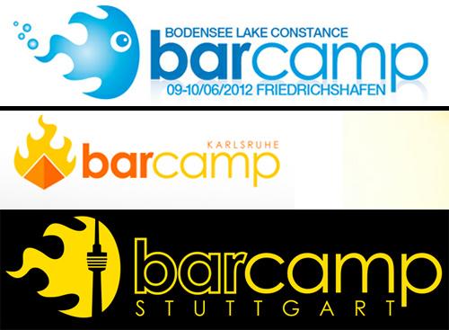 Im Juni am Bodensee, Juli in Karlsruhe und September in Stuttgart.