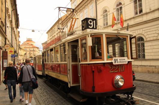 Linie 91 - die Museumslinie.