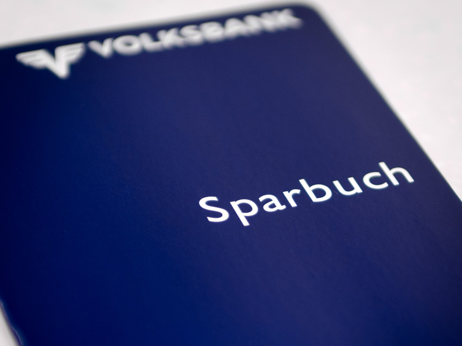 Sparbuch Kind