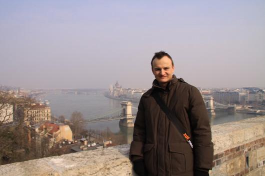 Auch schon wieder 2 Jahre her. Februar 2011 in Budapest.