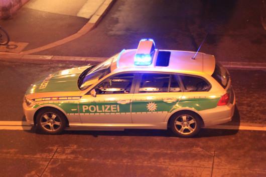 Symbolbild für die Bayrische Polizei aus dem mahrko'schen Archiv.