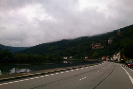 Im Neckartal irgendwo hinter Mosbach...