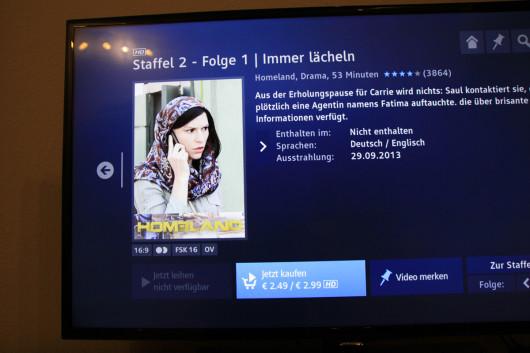 Nicht im Paket enthalten. Somit 2,99 € pro HD-Folge.