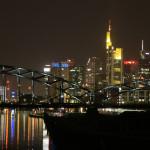 Luminale 2014: Frankfurter Skyline