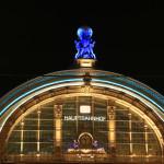 Luminale 2014: Frankfurt Hauptbahnhof