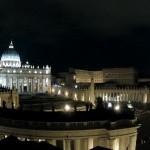 Timelapse: 24 Stunden auf dem Petersplatz