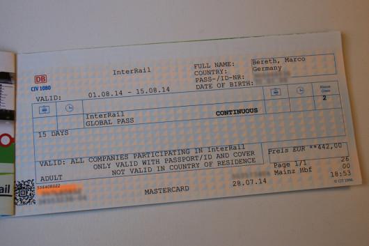 Mit 442 Euro nicht gerade billig, aber hoffentlich seinen Preis auch wert!