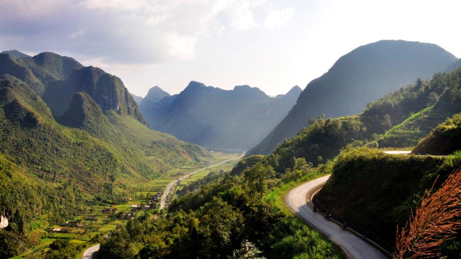 In den Bergen im Norden Vietnams (Fotocredit: CC by 2.0: Nhi Dang