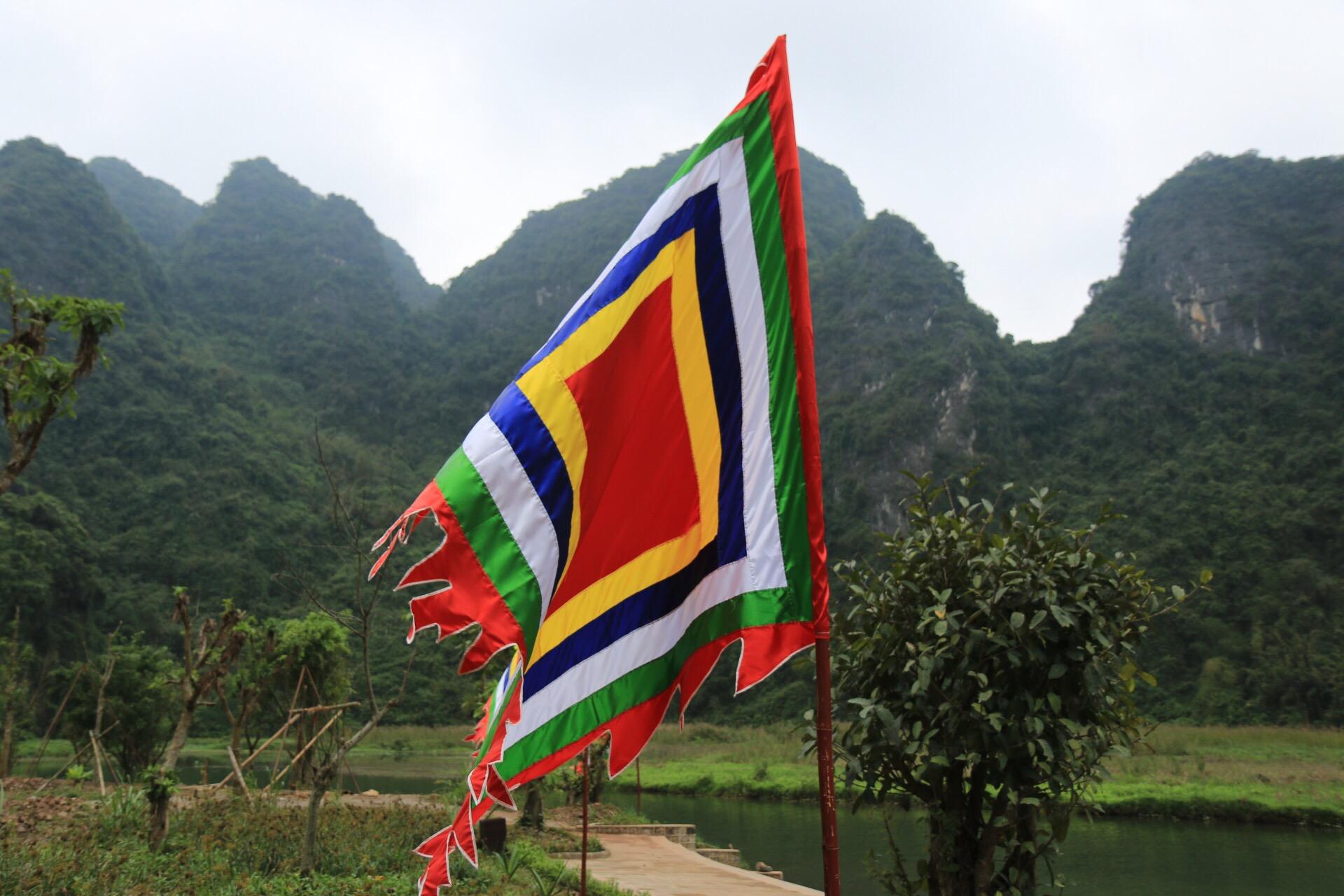Für was diese Fahne stand muss ich noch rausfinden. Wisst ihr es vielleicht?