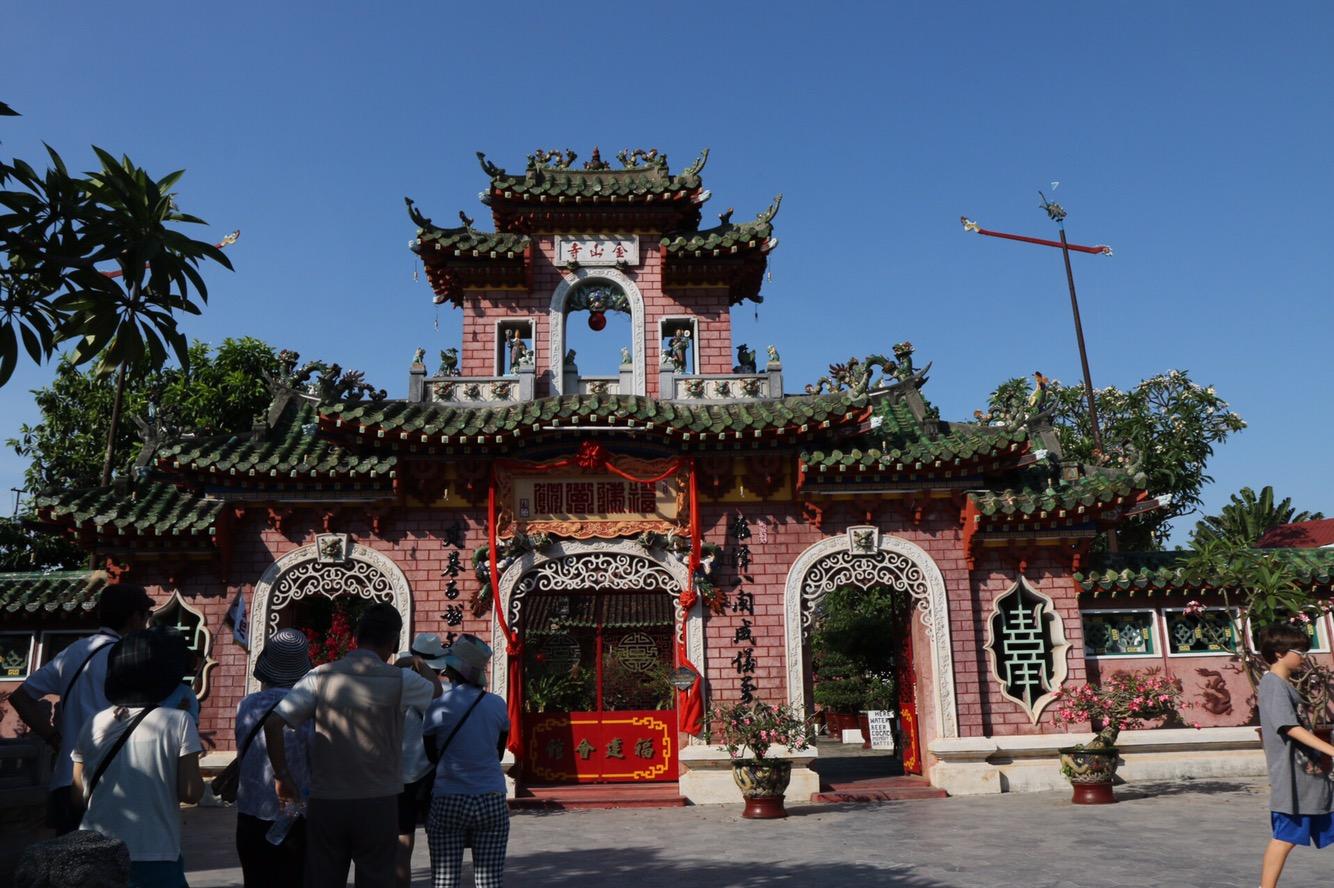 Dieses Eingangstor zu einem Tempel hat mir besonders gut gefallen.