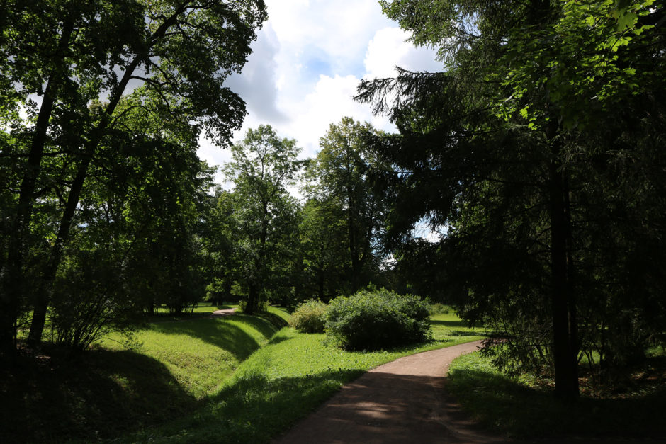 Super schöne und ruhige Ecken hat der Park trotzdem zu bieten. Die Kreuzfahrttouristen haben schlichtweg keine Zeit für die hinteren Ecken.