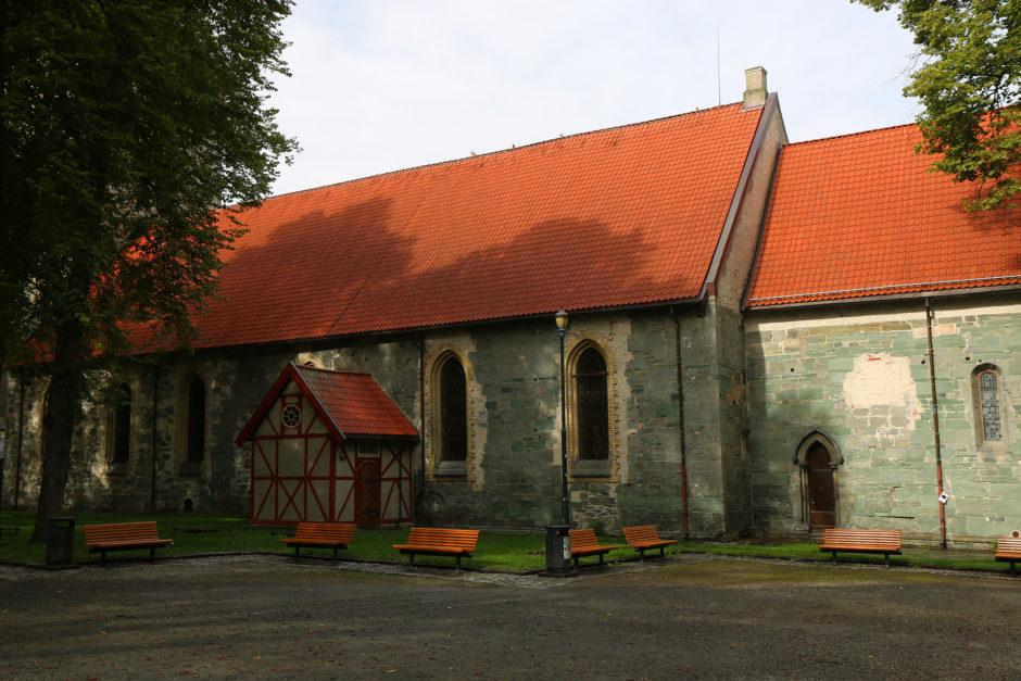 Eine weitere, etwas verstecktere Kirche in der Stadt.